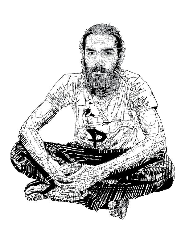 Portrait par Stéphane Carricondo - 9eme Concept