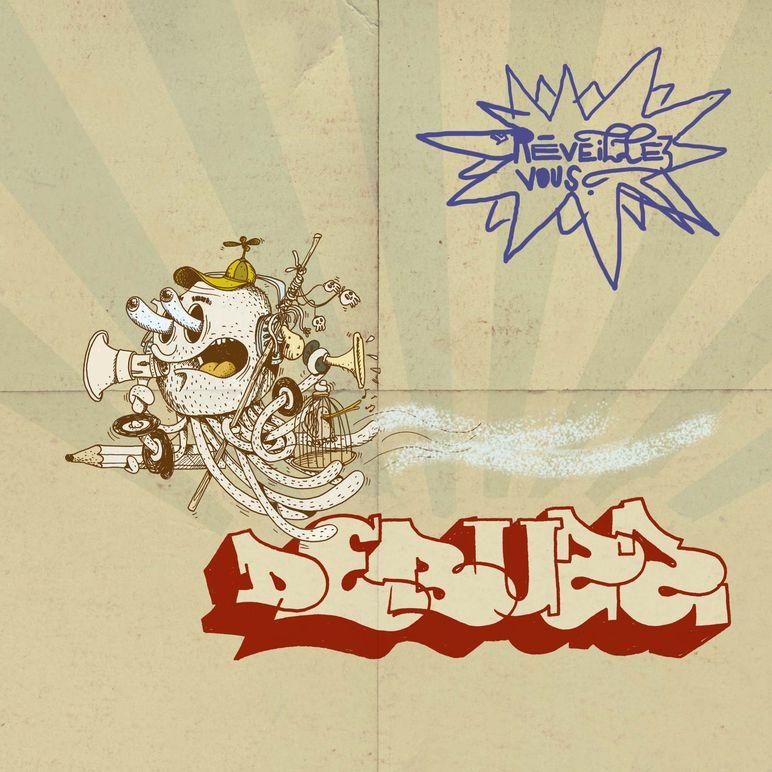 Debuzz cover